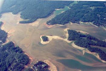 Where Is Goat Island On High Rock Lake