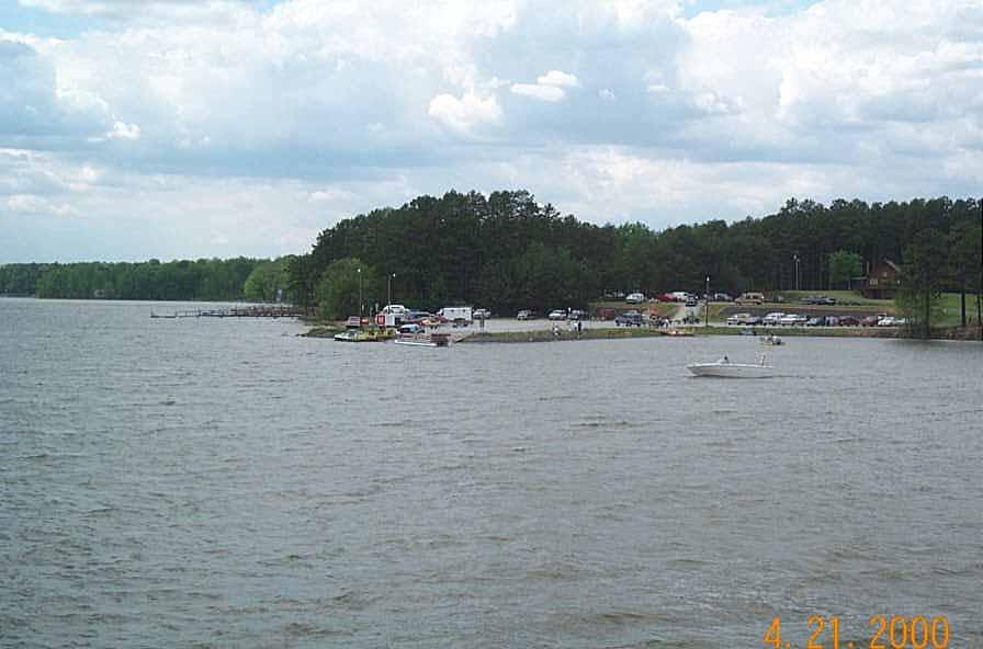 Salisbury spencer rowan county information online for Badin lake fishing